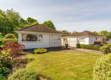 Thumbnail 3 bedroom semi-detached bungalow for sale in 37 Barnton Park Crescent, Edinburgh