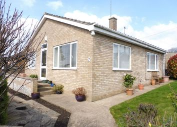 Thumbnail 2 bed detached bungalow for sale in Sackville Street, Thrapston, Kettering