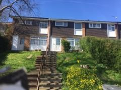 Thumbnail 3 bedroom terraced house to rent in Devon Road, Luton