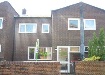 Thumbnail 3 bed terraced house for sale in Pageant Drive, Aqueduct, Telford