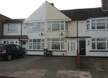 Thumbnail 2 bed terraced house to rent in Harcourt Avenue, Sidcup