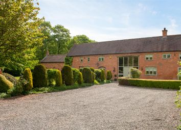 Thumbnail 4 bed barn conversion for sale in Kingsbrook Court, Stanford On Soar, Loughborough