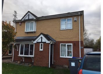 Thumbnail 2 bed semi-detached house for sale in Broughton Road, Bucknall, Stoke-On-Trent