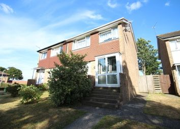 Thumbnail 3 bed end terrace house to rent in Sycamore Drive, Swanley, Swanley