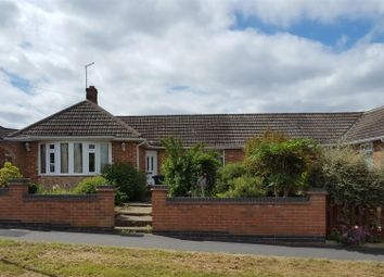 Thumbnail 2 bed semi-detached bungalow for sale in Atherstone Road, Loughborough, Leicestershire