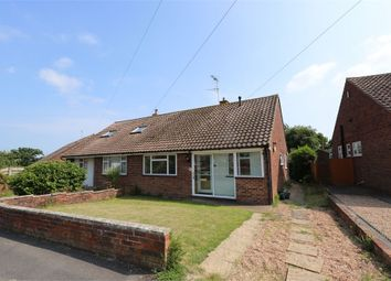 Thumbnail 2 bed semi-detached bungalow to rent in Westfield Close, Polegate, East Sussex