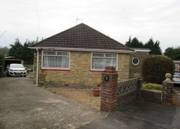 Thumbnail 3 bed detached bungalow to rent in Severn Way, West End, Southampton