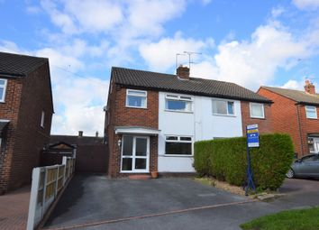 Thumbnail 3 bed semi-detached house for sale in Marian Drive, Great Boughton, Chester