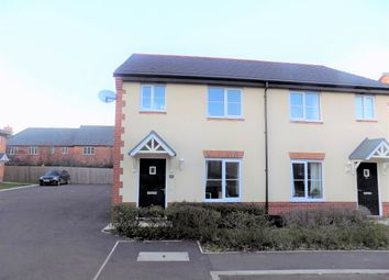 Thumbnail 3 bed semi-detached house for sale in Gibson Close, Tarvin, Chester