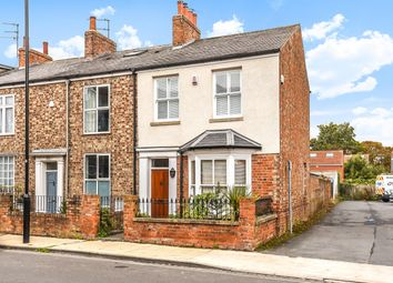 Thumbnail 3 bedroom end terrace house for sale in East Parade, York
