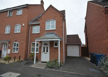 Thumbnail 3 bed semi-detached house to rent in Wibberley Drive, Ruddington, Nottingham
