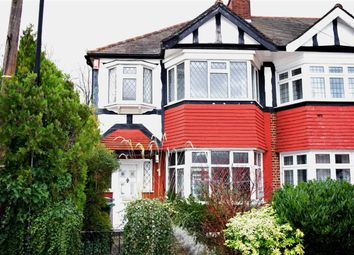 Thumbnail 3 bed end terrace house for sale in Dean Gardens, Walthamstow, London