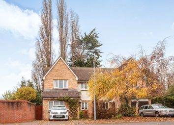 Thumbnail 3 bed semi-detached house to rent in Bullen Close, Cambridge