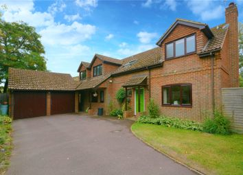 Thumbnail 5 bed detached house for sale in Southwood, Wokingham, Berkshire