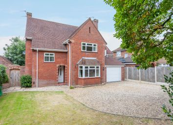 Thumbnail 4 bed detached house for sale in Spixworth Road, Old Catton, Norwich
