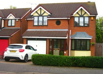 Thumbnail 4 bed detached house for sale in Hepworth Road, Morrisons Estate, Binley, Coventry