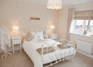 Thumbnail 4 bed detached house for sale in The Lincoln, Old Quay Meadow, Off Boundary Park, Neston, Cheshire