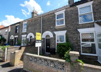 Thumbnail 2 bedroom terraced house for sale in Belvoir Street, Norwich