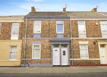 Thumbnail 3 bedroom flat for sale in Grey Street, North Shields, Tyne And Wear