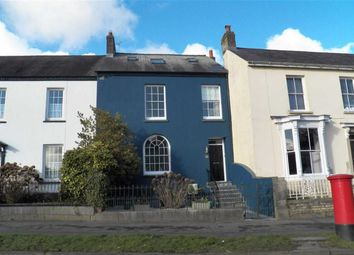 Thumbnail 4 bed terraced house for sale in Picton Terrace, Carmarthen
