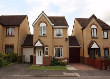 Thumbnail 3 bed detached house to rent in Hoathly Mews, Kents Hill, Milton Keynes, Buckinghamshire