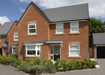 "Thumbnail 4 bed detached house for sale in ""Holden"" at Cheriton Close, Connah's Quay, Deeside"