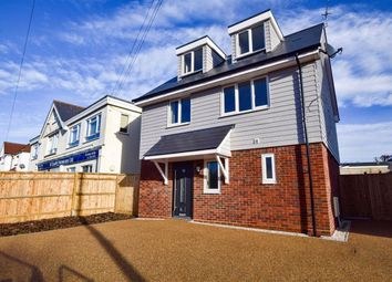 Thumbnail 3 bed detached house for sale in The Ridge, Hastings, East Sussex