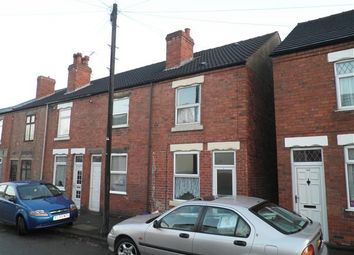 Thumbnail 2 bed end terrace house to rent in Awsworth Road, Ilkeston