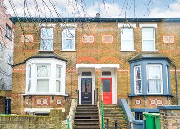 Thumbnail 2 bed flat for sale in Earlham Grove, London