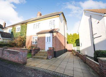 Thumbnail 3 bed semi-detached house for sale in Barnard Road, Sawbridgeworth