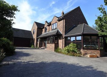 Thumbnail 4 bed detached house for sale in Scotby Road, Scotby, Carlisle