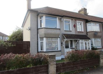 Thumbnail 3 bed end terrace house to rent in Hind Crescent, Erith