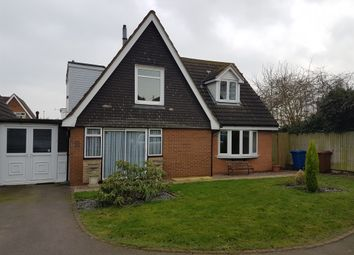Thumbnail 3 bed detached house for sale in Sandford Close, Hill Ridware, Rugeley