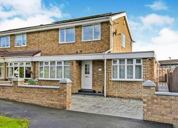 Thumbnail 4 bed semi-detached house for sale in Grizedale, Washington, Tyne And Wear