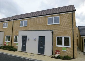 Thumbnail 2 bed end terrace house to rent in Donns Close, Charlton Hayes, Bristol