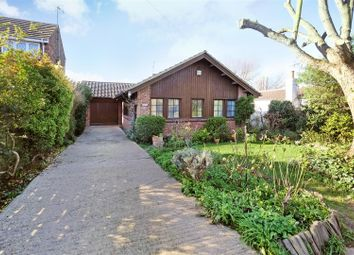 Thumbnail 3 bed detached bungalow for sale in Medina Avenue, Seasalter, Whitstable