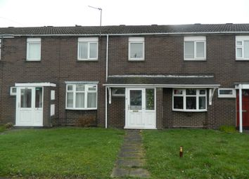 Thumbnail 3 bed terraced house for sale in High Street, Moxley, Wednesbury