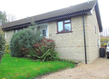 Thumbnail 2 bed semi-detached bungalow for sale in New Road, Shaftesbury