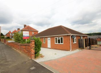 Thumbnail 2 bed semi-detached bungalow for sale in Church Street, Ilkeston
