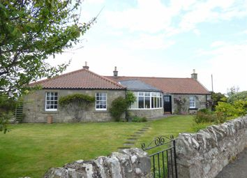 Thumbnail 3 bed detached house for sale in East Pitkierie, By Anstruther, Fife