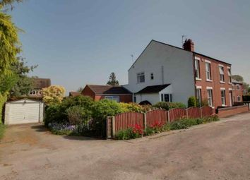 Thumbnail 2 bed semi-detached house for sale in Field Lane, Rawcliffe, Goole