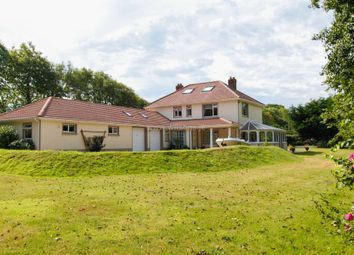 Thumbnail 4 bed detached house for sale in La Rue De La Porte, St. John, Jersey