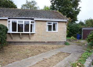 Thumbnail 2 bed semi-detached bungalow for sale in Roseberry Gardens, Gillingham