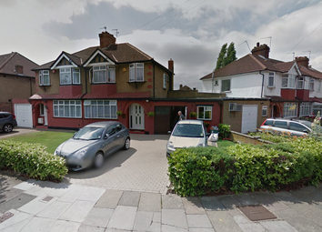 Thumbnail 4 bed semi-detached house to rent in Wadham Gardens, Greenford