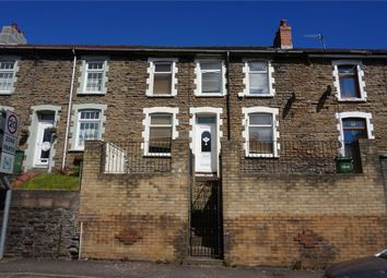 Thumbnail 3 bed terraced house for sale in Queens Road, Elliots Town, New Tredegar, Caerphilly