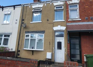 Thumbnail 3 bed terraced house for sale in Cartergate, Grimsby
