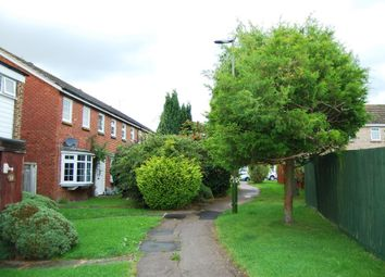 Thumbnail 3 bedroom end terrace house for sale in Thelton Avenue, Broadbridge Heath, Horsham