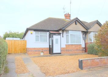 Thumbnail 2 bed semi-detached bungalow for sale in Pennine Way, Duston, Northampton