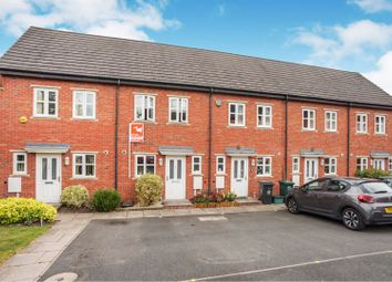 3 bed town house for sale in South Lodge Mews, Midway, Swadlincote DE11