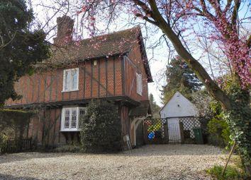 Thumbnail 3 bed semi-detached house to rent in High Street, Newport, Saffron Walden